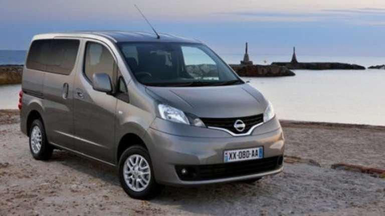Nissan Evalia Bergamo E Provincia Arricar
